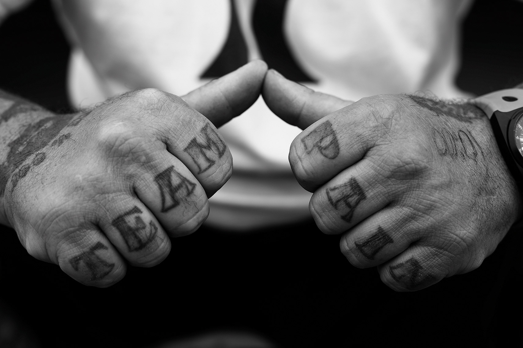 Jay Adams Hands, tatoo,